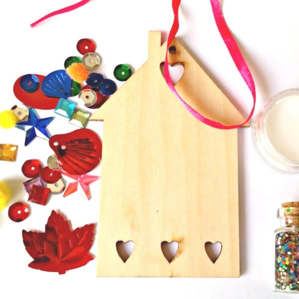 Fairy House Craft Kit