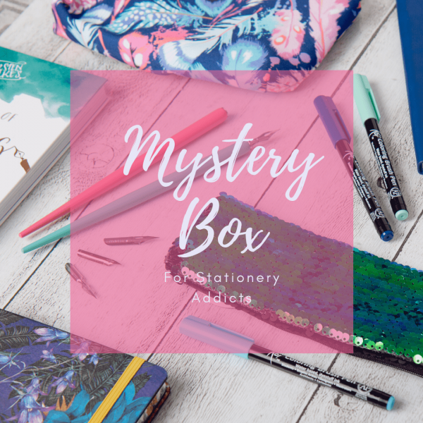 Stationery Mystery Box