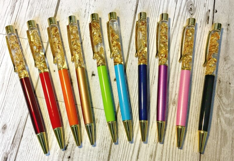 Gold Foil Pen