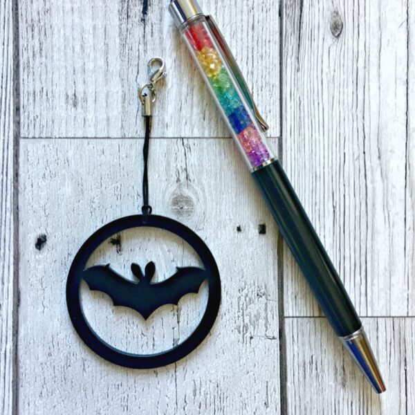 Bat Planner Charm