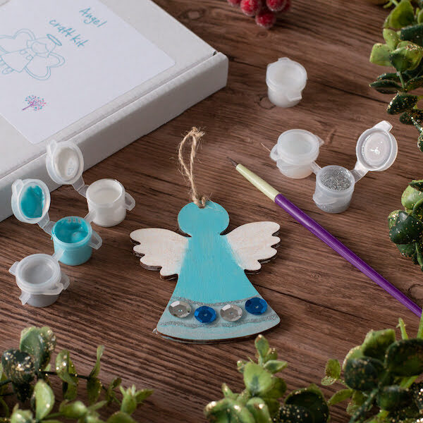 Christmas Angel Craft Kit