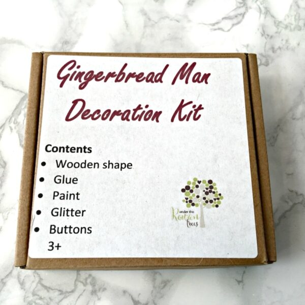 Gingerbread Craft Kit