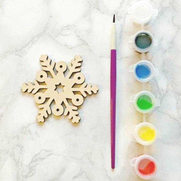 Snowflake Craft Kit