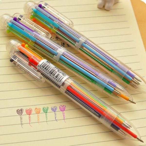 Multi-coloured Pen