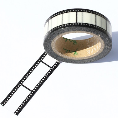 Film Washi Tape