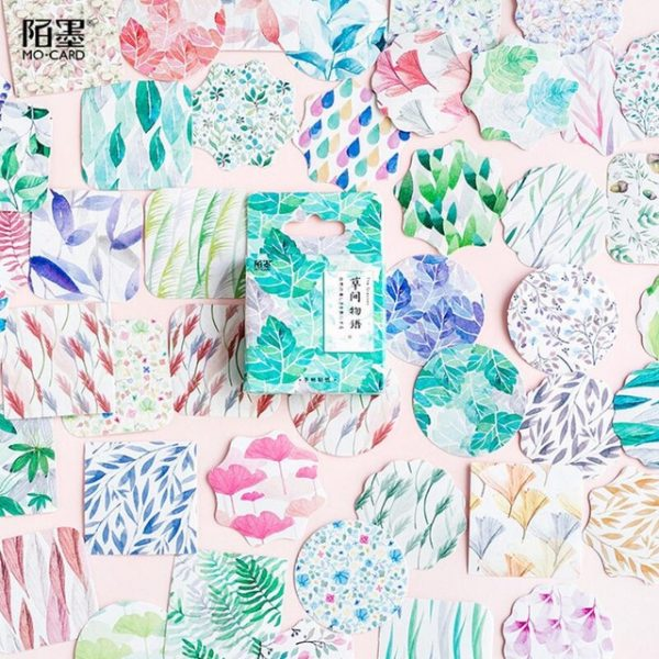 Patterned Stickers