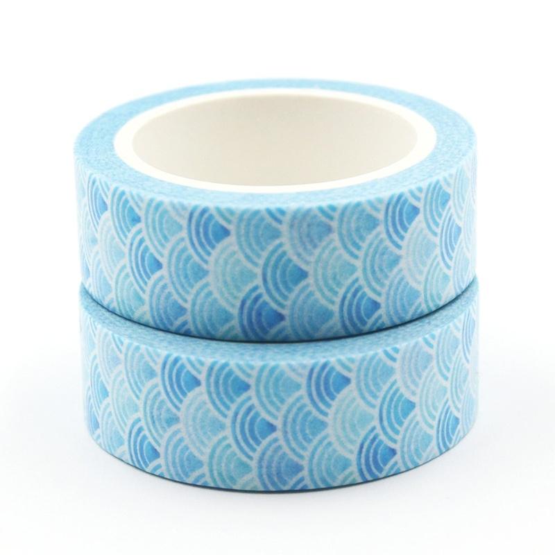 Blue Washi Tape