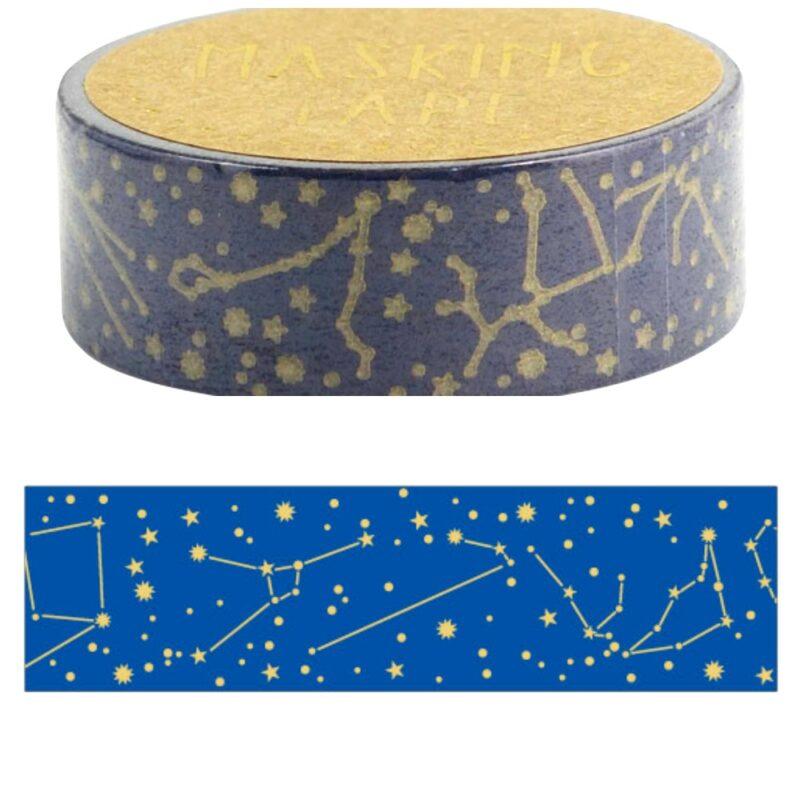 Constellation Washi Tape