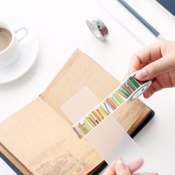 Washi Tape Storage Cards