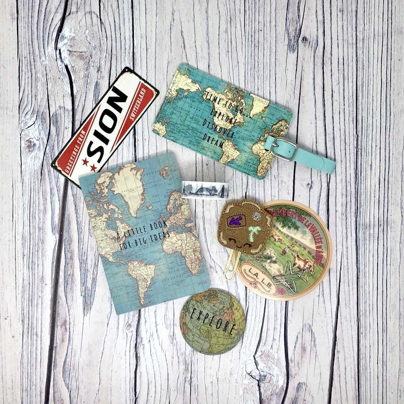 Wanderlust Gift Set