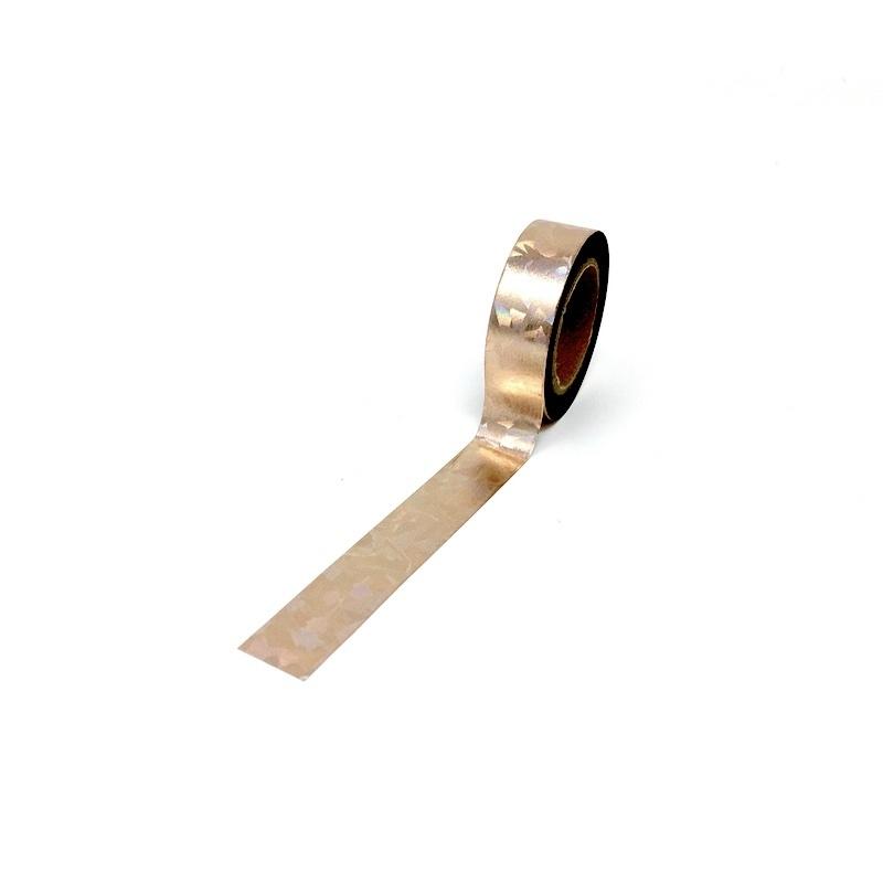 Rose Gold Washi Tape