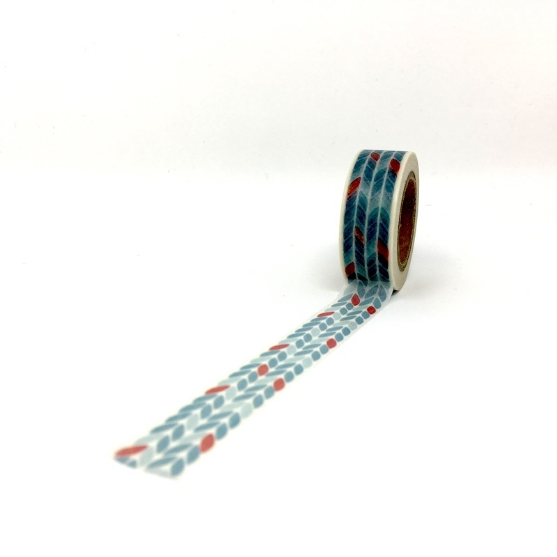 Knitted Washi Tape