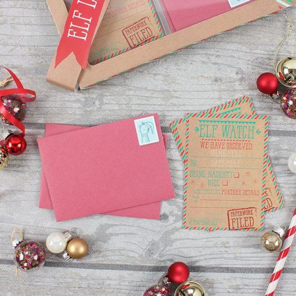Elf Letter Kit