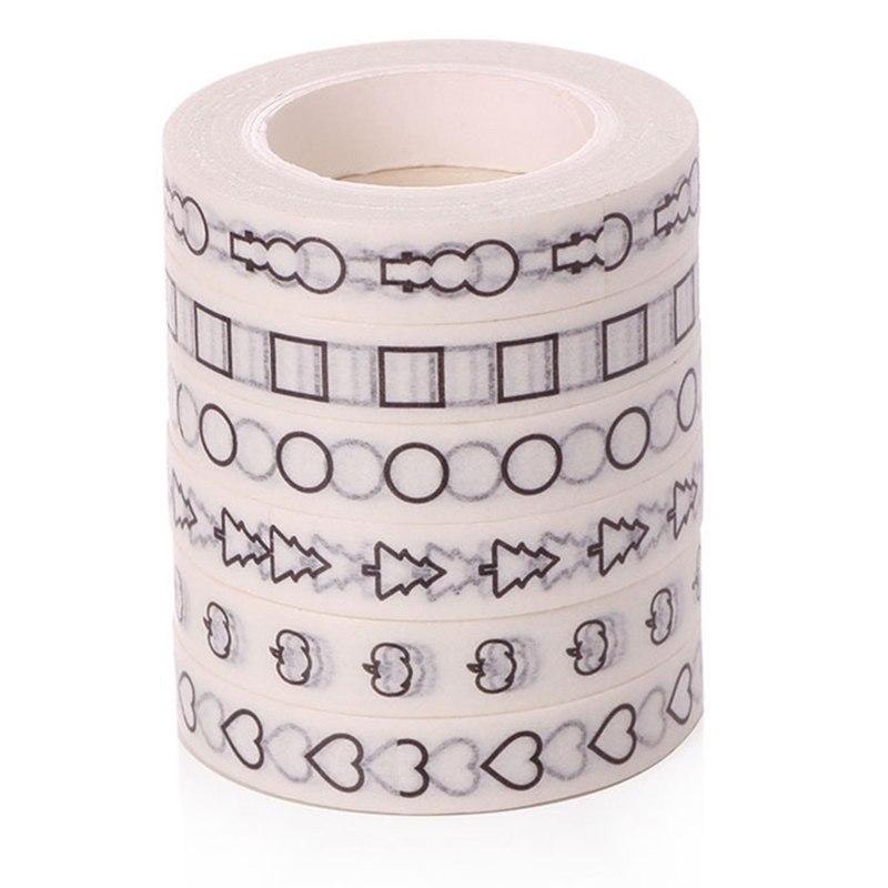 Checklist Washi Tape