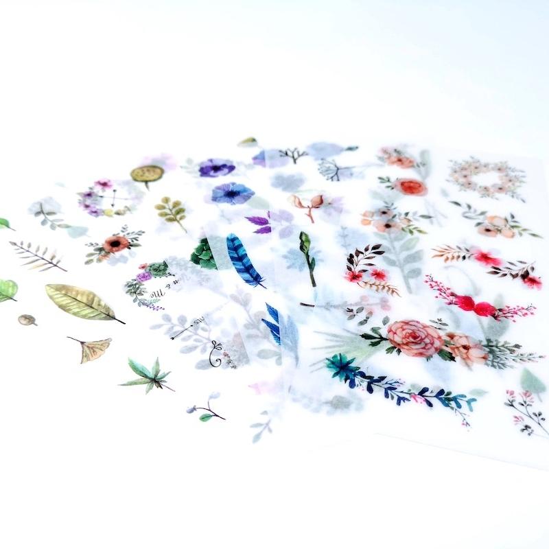 Botanical Stickers
