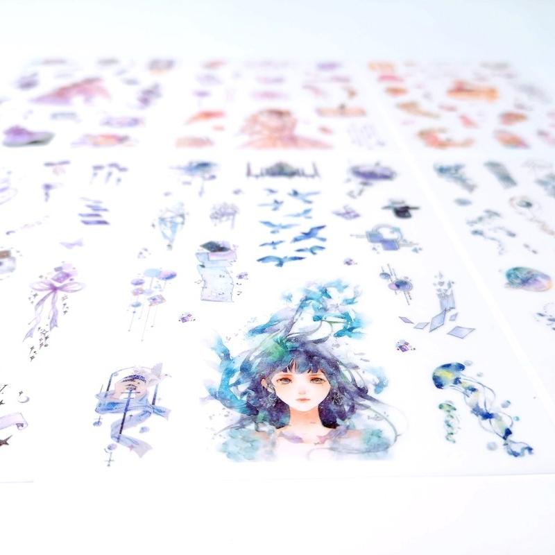Fairytale Stickers