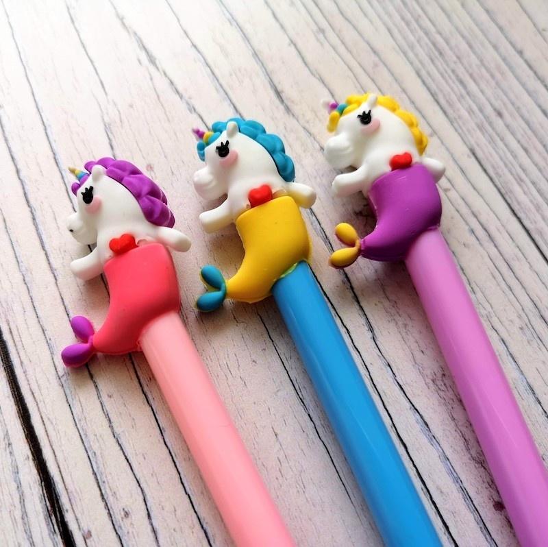 Mermaid Unicorn Gel Pen