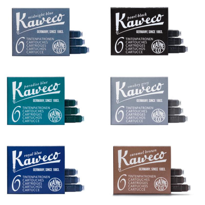 Kaweco International Standard Ink Cartridges