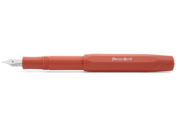 Kaweko Fountain Pen - Fox