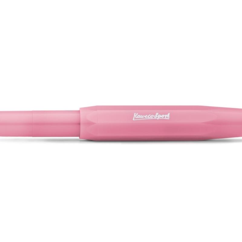 Kaweco Frosted Sport Fountain Pen Blush Pitaya