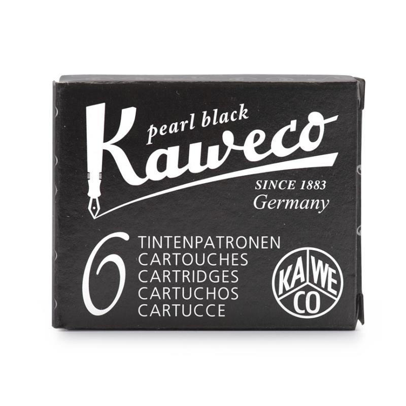 Kaweco Ink Cartridges Pearl Black