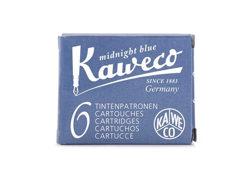 Kaweco Ink Cartridges Midnight Blue