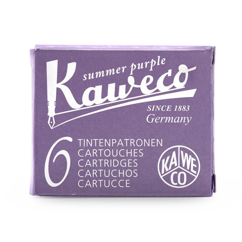 Kaweco Ink Cartridges Summer Purple