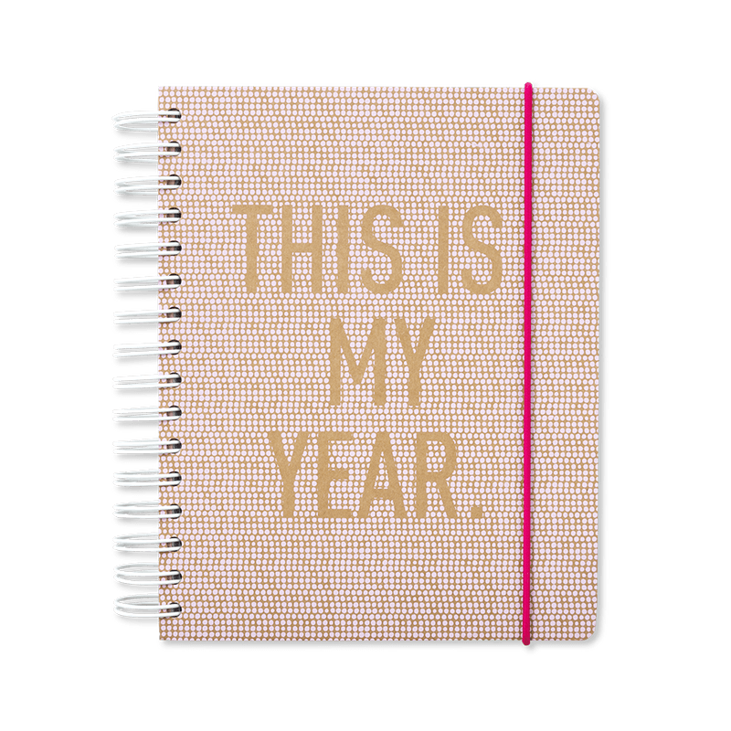 This is My Year - Undated Planner