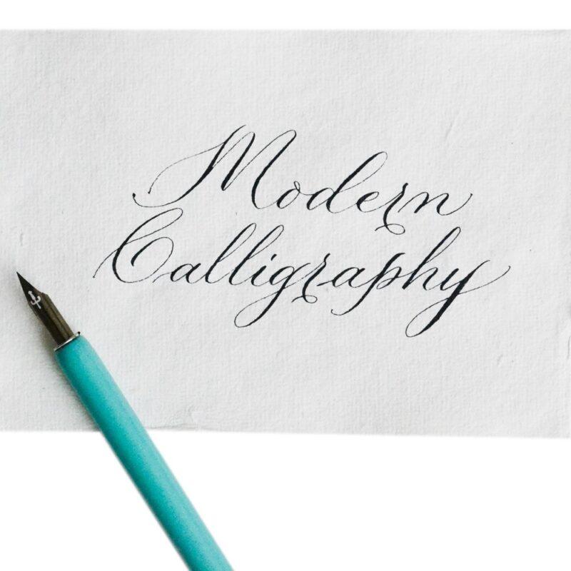 Modern Calligraphy Set
