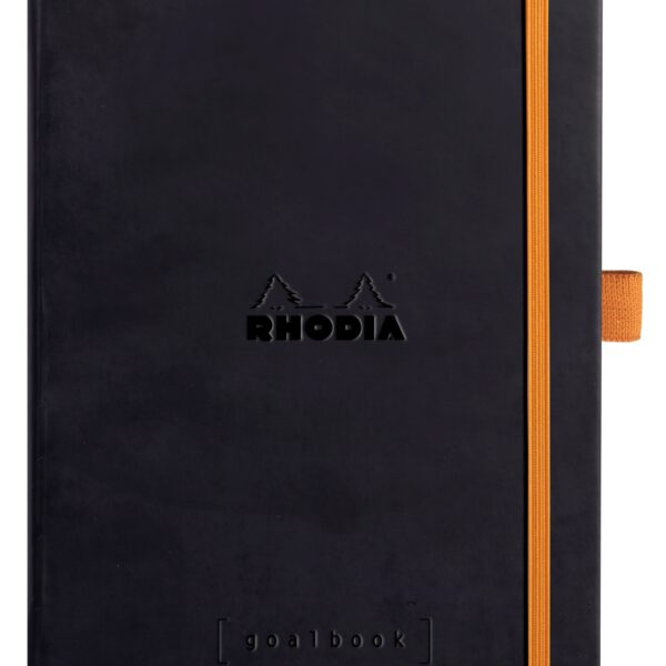 Rhodia Goal Book Black