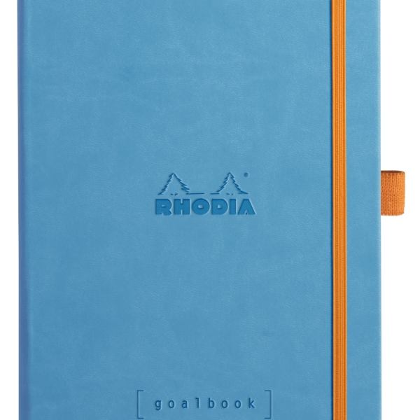 Rhodia Goal Book Turquoise