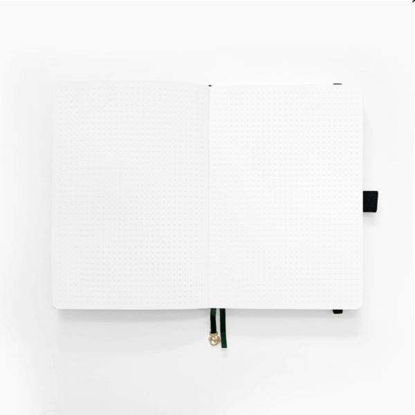 A5 Planner Dot Grid