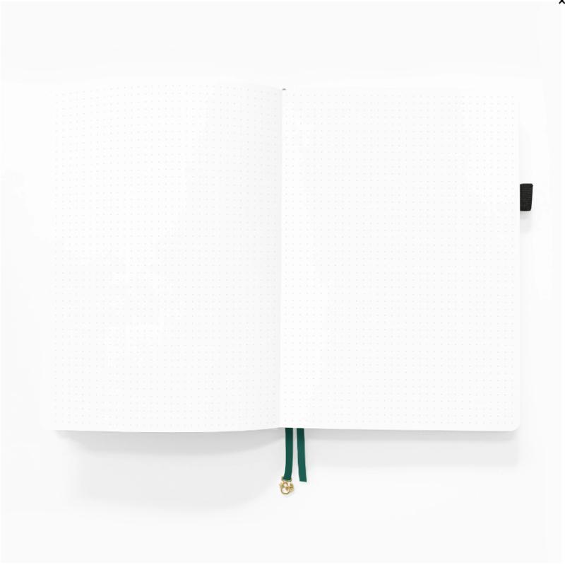 B5 Planner Dot Grid