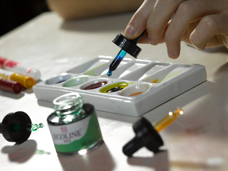 Ecoline Liquid Watercolour Inks
