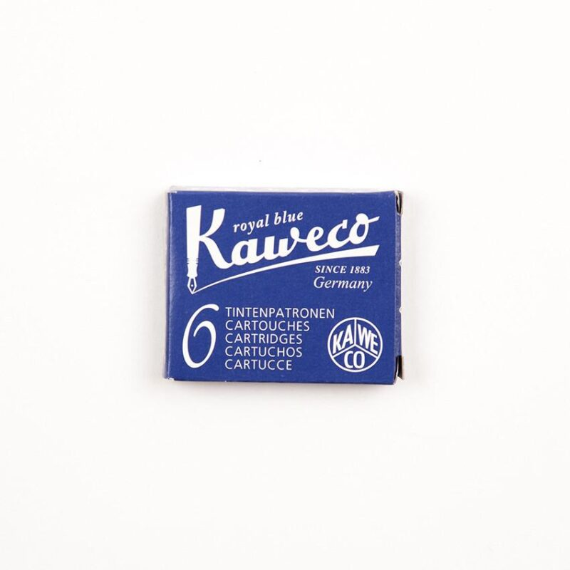 Kaweco Ink Cartridges - Royal Blue