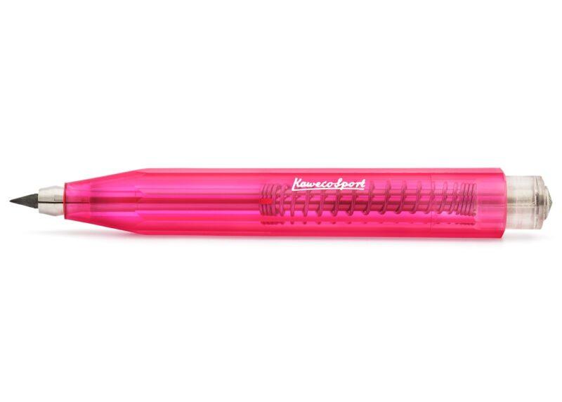 Kaweco Ice Sport Clutch Pencil - Pink