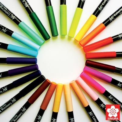 Koi Brush Pens