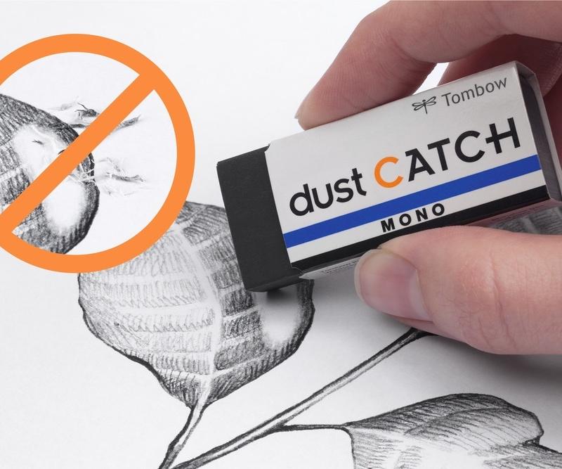 Tombow Dust Catch Mono Eraser