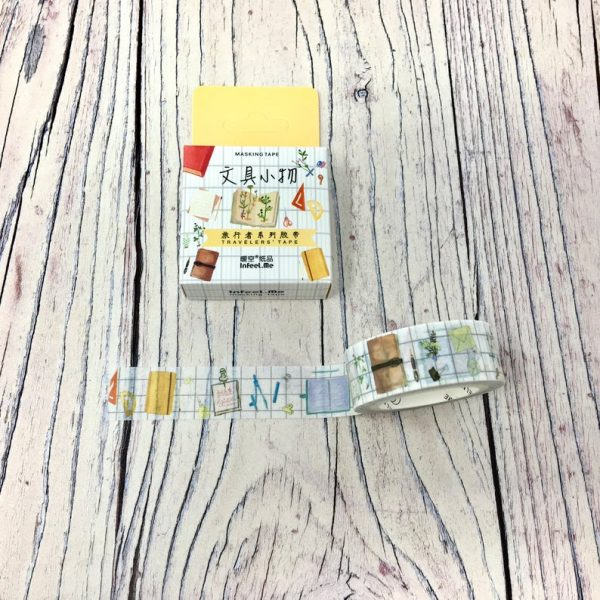 Stationery Lover Washi Tape