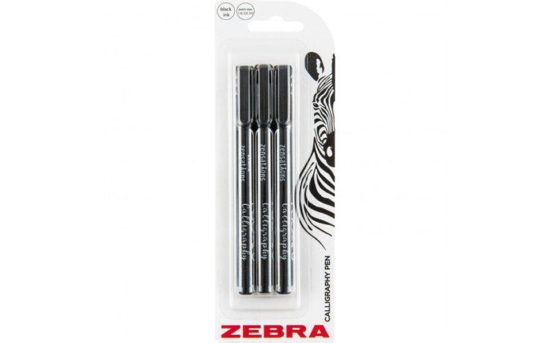 Zebra Calligraphy Pens