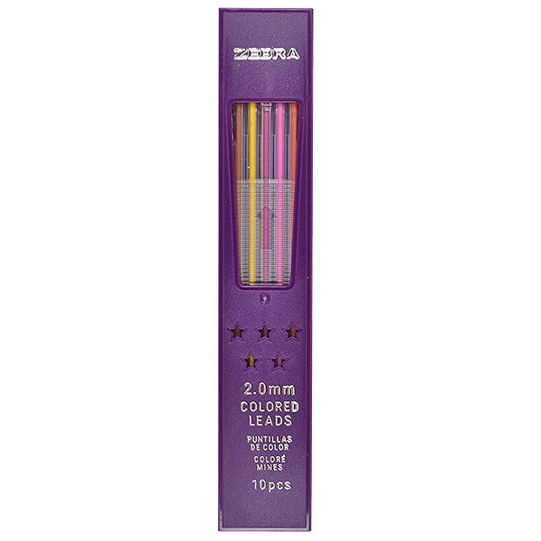 Zensations Colouring Pencil Refills