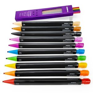 Zensations Mechanical Colouring Pencils