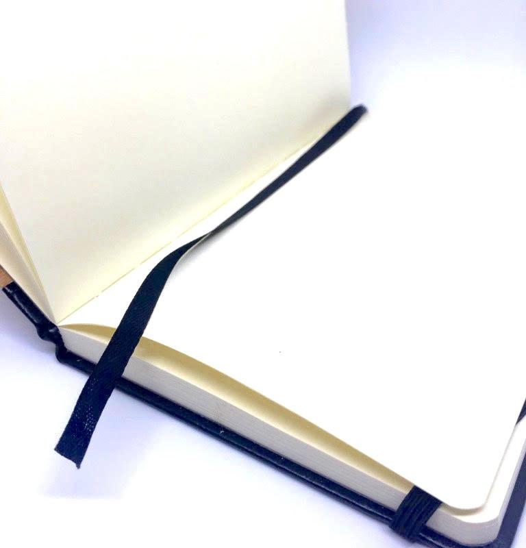 Bamboo Notebook Inside