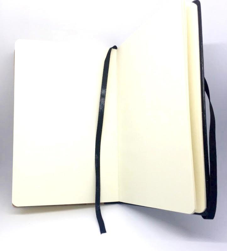 Bamboo Notebook Inside 2