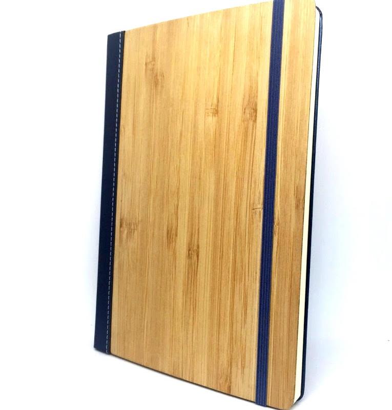 Bamboo Notebook Midnight