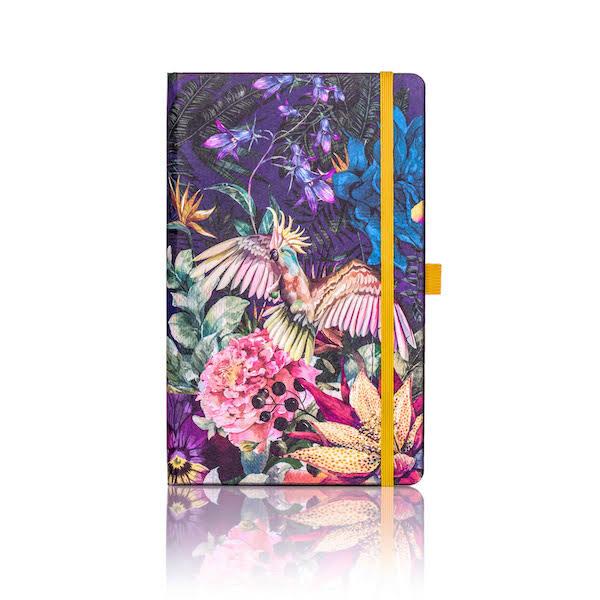 Eden Cockatiel Lined Notebook