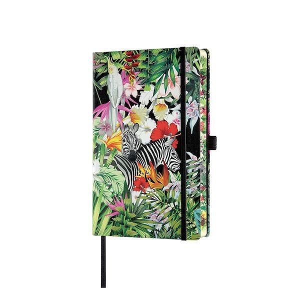 Eden Zebra Notebook