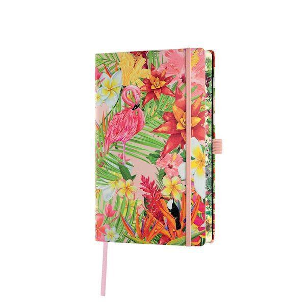 Eden Flamingo Notebook