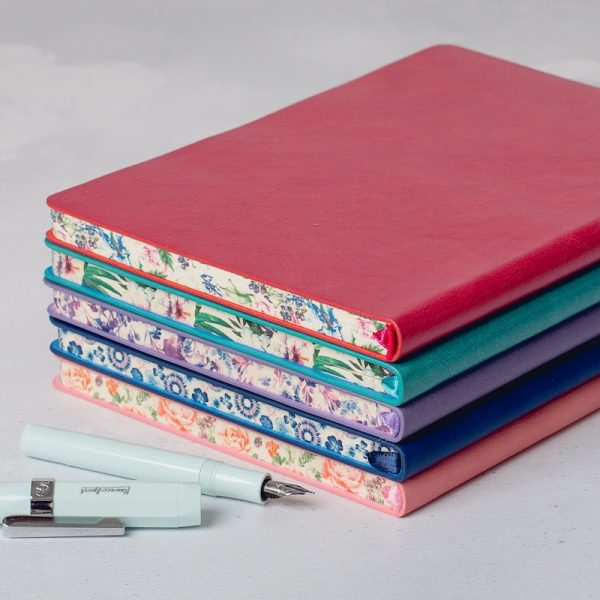 Flametree Lined Journals