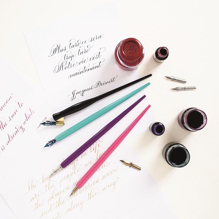 Dip Pen Holders